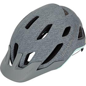 Bontrager Quantum MIPS Helmet grey/mint